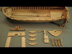 "Französische Korvette ""La Créole"" 1827 - Bau der Schaluppe - 1:48 - YouTube La Creole, Arsenal, Boat Design, Model Ships, Corvette, Planer, Woodworking, French, Cgi"