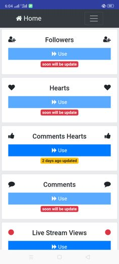Instagram Likes And Followers, Instagram Follower Free, How To Get Famous, Heart App, Get Free Likes, Auto Follower, Cute Jokes, Likes App, Funny Quotes In Hindi