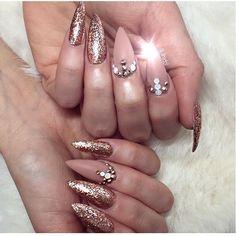 Salina Néou | Nail Stylist @_linadoll #Vegas nails ✨ #n...Instagram photo | Websta (Webstagram)