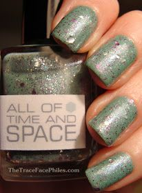 Nerd Lacquer ~ All of Time and Space