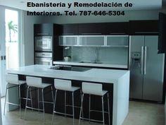 Gabinetes PVC ,topes en cuarzo   Gabinetes cocina by ALM ...