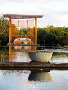 Amanyara, and Aman Resort in the Turks and Caicos.