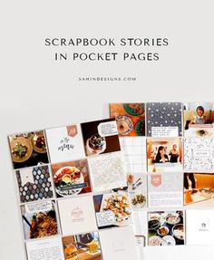 Project Life Scrapbook Tips Birthday Scrapbook, Baby Scrapbook, Scrapbook Paper, Project Life Scrapbook, Project Life Layouts, Book Projects, Crafty Projects, Album, Recipe Book Holders