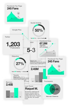 Welovroi Interaction Designinformation design, infographics #datavisualization