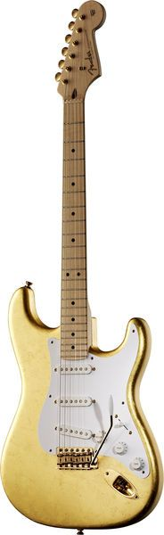 Fender Eric Clapton Masterbuilt Gold