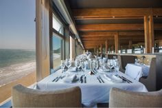 Mastro's Ocean Club, A Suave Seaside Eatery in Malibu