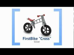 FirstBike Cross Balance Bike Review by Balance Bikes 4 Kids