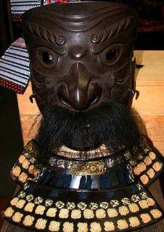 Japan  Samurai armor