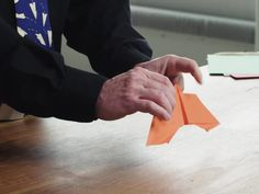 Learn to Fold Five Insanely Cool Paper Planes