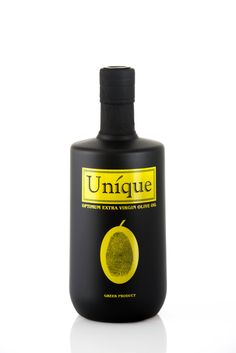 unique olive oil  packaging design