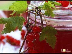 Желе из красной смородины. Заготовки на зиму
