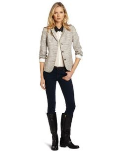 Pendleton Women's Petite Texture Weave Jenny Jacket Pendleton. $139.37. 60% cotton/40% linen. 22.5 inch length. Fully lined. Dry Clean Only. Made in China