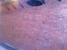 Cherokee Brick (Portsmouth) Engineered at the new location of Two Guys & A Pizza Place in #Lethbridge AB