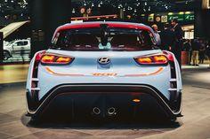 2016 Hyndai RN30 Concept  #2016MY #Concept #Hyundai #Hyundai_N #Korean_brands #Paris_2016
