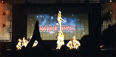 "ICE Lady Lightning The Majors 2014 ""I will hit you just like lightning!"""