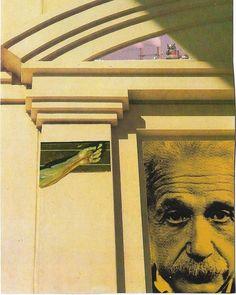 """""""composición 7"""" Collage. 2018 #collage #einstein #jesus #jesuschrist  #wallicious #wall #paredes #paper #papel #magazine #art #arte #kunst #l'art #surrealism  #dadaism  #surrealart #dada"""
