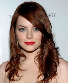 Rich Auburn - Top 10 Haircuts and Colors Right Now - Get Hollywood Hair - Hair - InStyle Hair Color Auburn, Auburn Hair, Red Hair Color, Cool Hair Color, Auburn Brown, Dark Brown, Light Auburn, Hair Colours, Reddish Brown