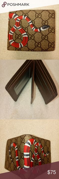 Gucci Wallet Gucci wallet.New with Box Gucci Accessories