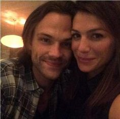 #Supernatural Star Jared Padalecki And Wife Genevieve Cortese  Welcome Baby Girl @jarpad @realGpad
