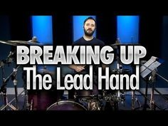 Heavy Metal Drumming - Breaking Up the Lead Hand Metal Drum, Heavy Metal, Breakup, Drums, Hands, Music, Musica, Heavy Metal Music, Breaking Up