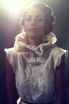 EUGENIO knitwear AW12 by Evgeni Petkov (photographed by Ivomir Peshev)