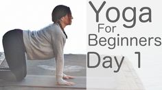 Yoga for beginners 30 day challenge: welcome to day 1. In our first class, we'll focus a lot on ujjayi breathing (pranayama), the natural curves in the spine...