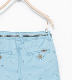 Image 3 of Colored bermuda shorts from Zara