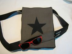 "Items similar to Handmade messenger bag for men, women, boys cotton canvas VSbagzzz ""Revolution Star"" on Etsy Messenger Bag Men, Cotton Canvas, Revolution, Star, Trending Outfits, Unique Jewelry, Boys, Handmade Gifts, Accessories"