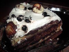 Reteta culinara Tort cu cremă de cafea din categoria Torturi. Specific Romania. Cum sa faci Tort cu cremă de cafea