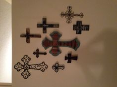 Cross Wall..have one and it keeps growing and growing!