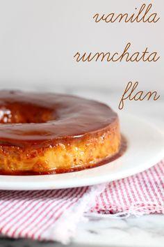 Vanilla Rumchata Flan @nella22