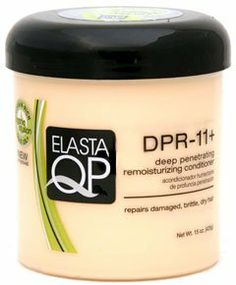 Elasta QP DPR-11+ Deep Penetrating Remoisturizing Conditioner Unisex 15 oz. by ElastaQP. $9.45. International Shipping Available. Conditioner. 15 oz - Haircare. Contains 11 conditioning botanicals including peach blossom oil and Vitamin E. Penetrates inner hair fibers to surge nutrients to moisture depleted hair. Perfect hair repair treatment when combined with Elasta QP protein supplement.