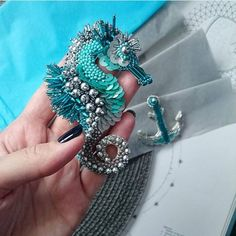 Beads and Accessories Made of Bears, # beadsbangle bracelet making . Wire Jewelry, Beaded Jewelry, Jewelery, Bead Embroidery Jewelry, Beaded Embroidery, Brooches Handmade, Handmade Jewelry, Bracelet Making, Jewelry Making