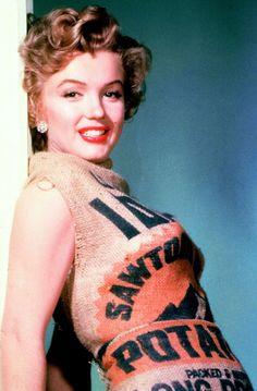 Marilyn Monroe fotog