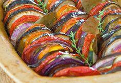 Grand classique de la cuisine provençale, le tian de légumes met le soleil à votre table. Facile à préparer, savoureux, léger, on adore !
