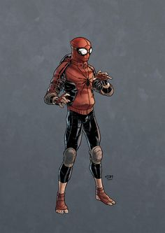 Is This What Spider-Man Will Look Like In Captain America: Civil War