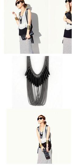 Collar black! En venta!