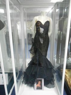 1995 Grammy Award Dress, I love it! This dress would have been cool to see in the movie.