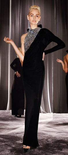 Tom Ford A/W '12 Look Book