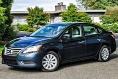 New Nissan Sentra 2014 Totally Improved - Under $16000 (Review)