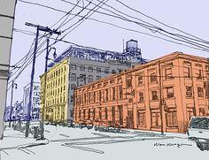 Urban Sketcher: March 2011