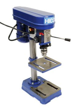 HICO 3-Inch Cast Iron Drill Press Vise Heavy-Duty Utility Combination Pipe and Bench Vise