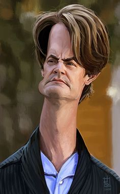 Marvelous Caricature by Alberto Russo