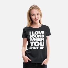 I play Golf to burn off the crazies Men's Premium T-Shirt ✓ Unlimited options to combine colours, sizes & styles ✓ Discover T-Shirts by international designers now! Love Sound, Sarcastic Quotes, Play Golf, Product Offering, Shut Up, Custom Clothes, Burns, My Love, Table