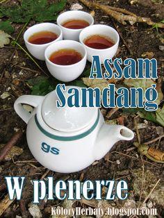 Kolory Herbaty: Assam Samdang w plenerze - fotorelacja