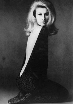 Jane Holzer    by David Bailey    1964