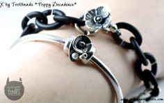 X by Trollbeads Poppy Decadence