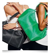 AVON - The It Bag Chained Link Satchel $19.99