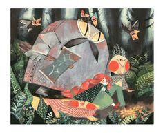 Amelie Flechais  http://ssoja.blogspot.fr