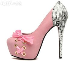 I'm not a fan of pink, but I gotta admit I'm in love with these